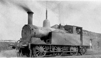 LNWR 0-6-2T coal tanks in west Cumberland