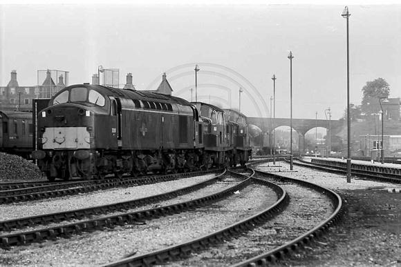 Cumbrian Railways Association Photo Library | Class 40