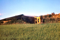 Hay Fell D1738 accident, 10 September 1971